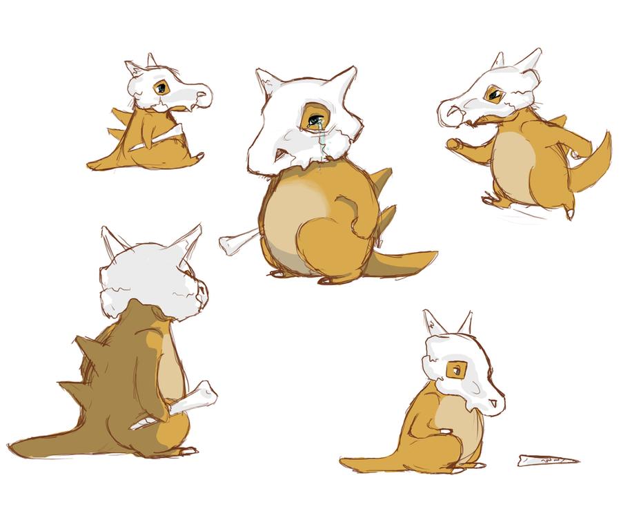 Pokemon Cubone Without Skull Images | Pokemon Images