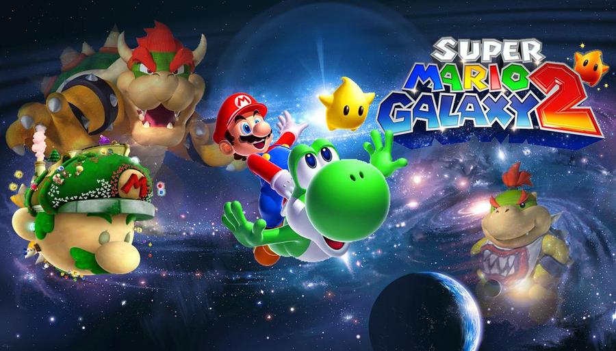 Super Mario Galaxy 2 by Rayman2000