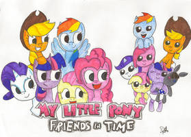 My Little Pony: Friends In Time by Rayman2000