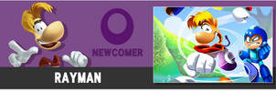 Newcomer Banner - Rayman by Rayman2000