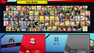 My Super Smash Bros. Ultimate Dream Roster by Rayman2000