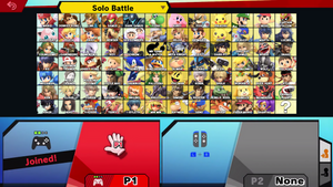My Super Smash Bros. Ultimate Dream Roster