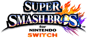 Super Smash Bros for Nintendo Switch - Logo