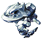 Steelix bright metal fusion by pokefansisboeseplz