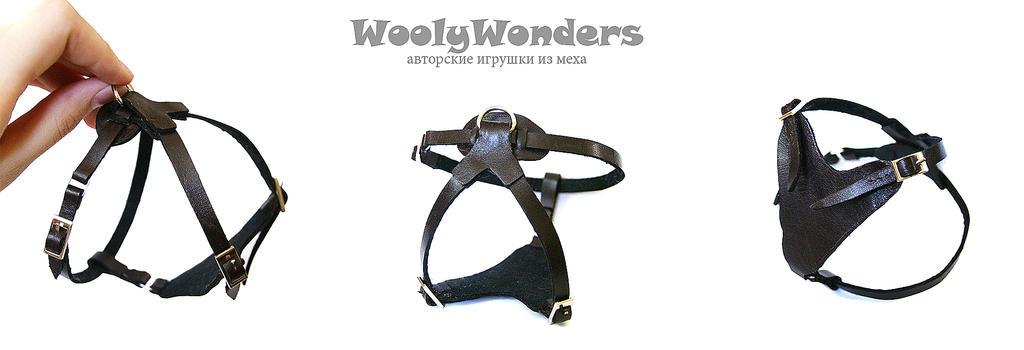 Mini-harness for my pet dragon by Alkran
