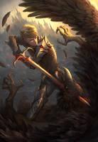 Beast Slayer by GeorgeStratulat