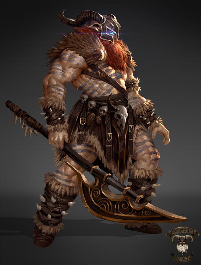 Viking(elite)-Valhalla Immortals by GeorgeStratulat
