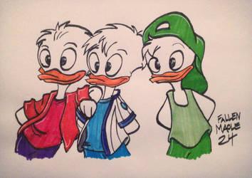 The Quack Pack