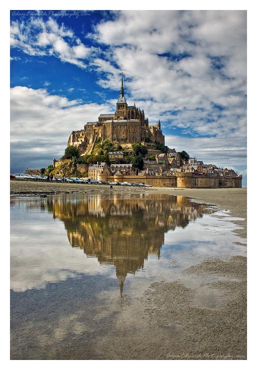 Mont St Michel by Meowgli