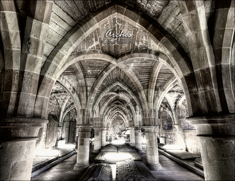 Arches by Meowgli