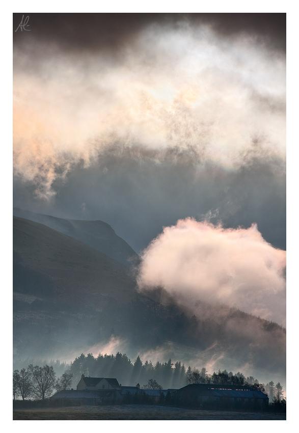 Hills Alight by Meowgli
