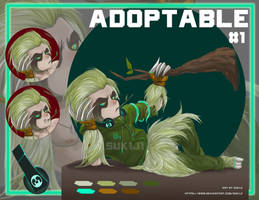 OPEN Adoptable On Auction 01 by SUK1J1