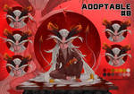 ( OPEN ) Adoptable On Auction 08