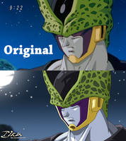 Perfect Cell Think Difference