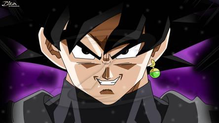 Goku Black by zika-arts