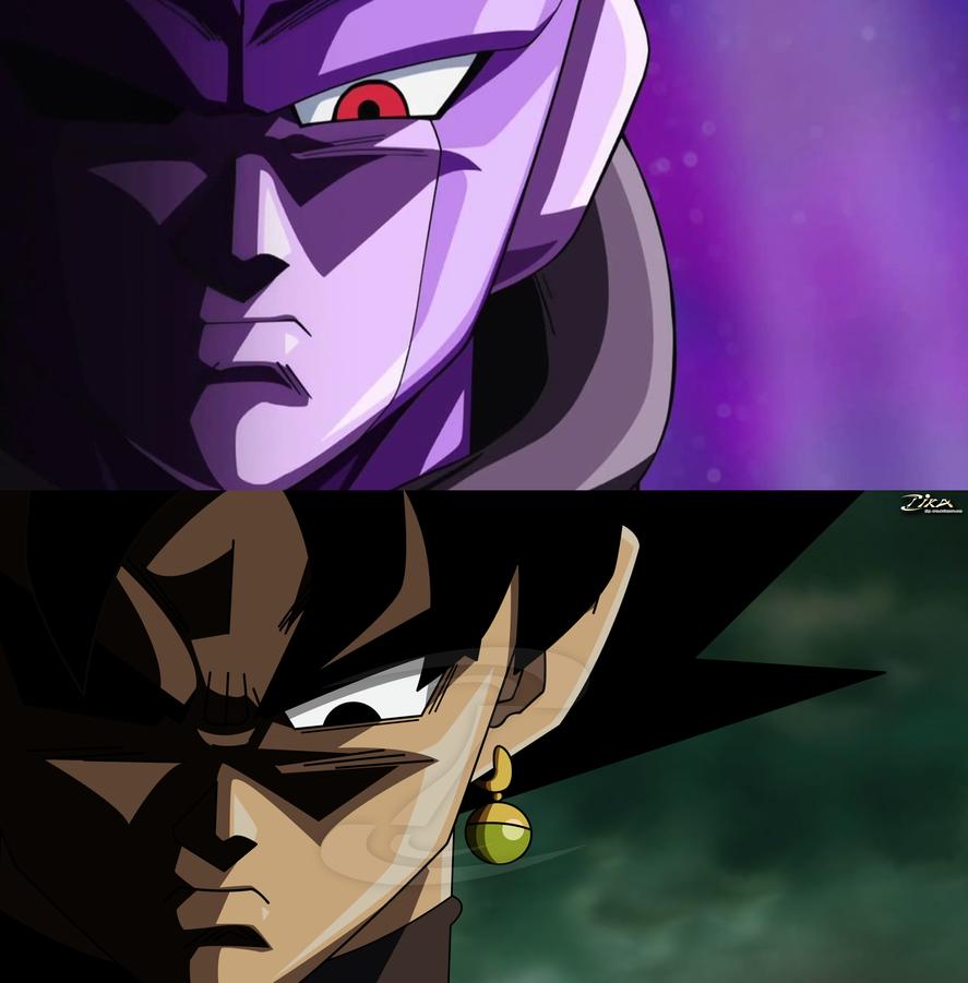 Goku Black Fan Art Quoted From Hit By Zika Dbz