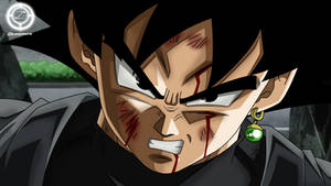 Black Goku Normal by zika-arts