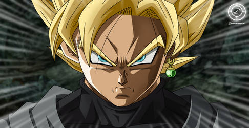 Another Goku black ssj by zika-arts