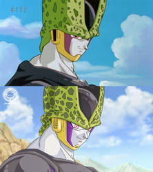 Perfect Cell Remake by zika-arts