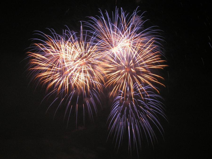 Fireworks XXXIV