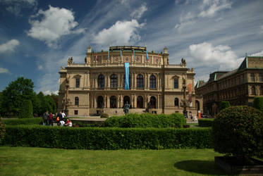 Rudolfinum II by Squirry
