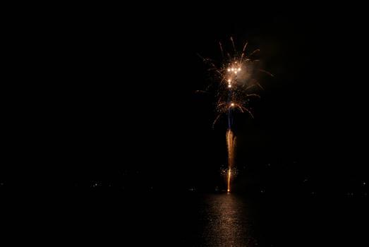 Titisee Fireworks I