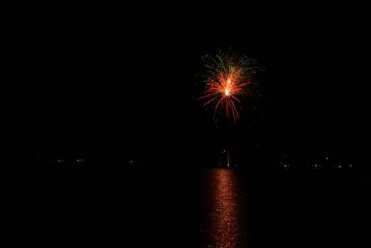 Titisee Fireworks II