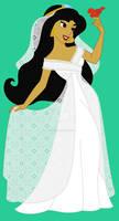 Disney Brides: Jasmine
