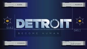 Detroit Become Human (My design concept)