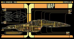 Intrepid Class MSD (USS Voyager)