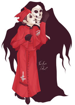 Death and the Cardinal