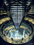 Reichtag Dome in Berlin