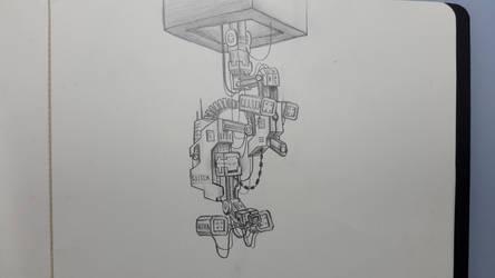 GLITCH design sketchup by HPFeathersen