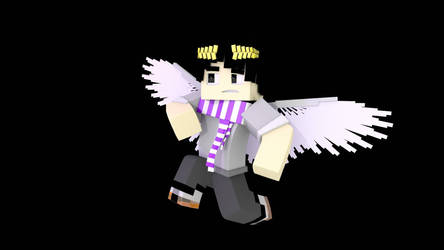 minecraft new rigged profile by HPFeathersen