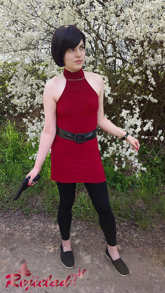 Ada Wong Biohazard 2 cosplay I by Rejiclad on DeviantArt