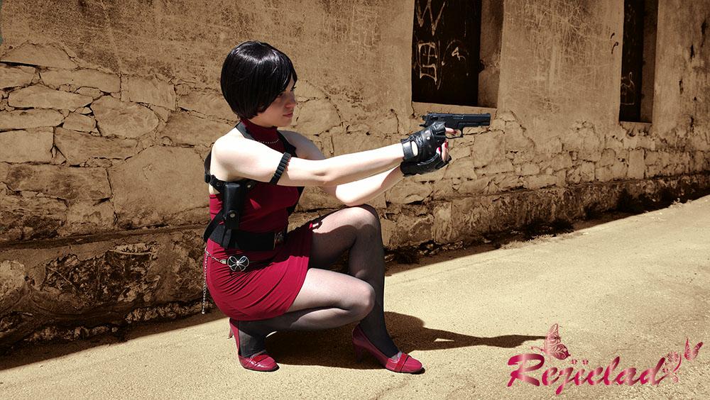Ada Wong Biohazard 2 Concept Art #1 outfit II by Rejiclad