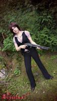 Helena Harper RE6 Tall Oaks cosplay III