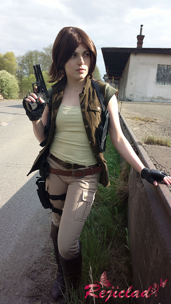 Helena Harper RE6 China cosplay VI by Rejiclad