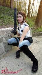 Jill Valentine RE1 STARS Arrange Mode outfit XII by Rejiclad