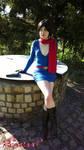 Carla Radames RE6 cosplay IV by Rejiclad