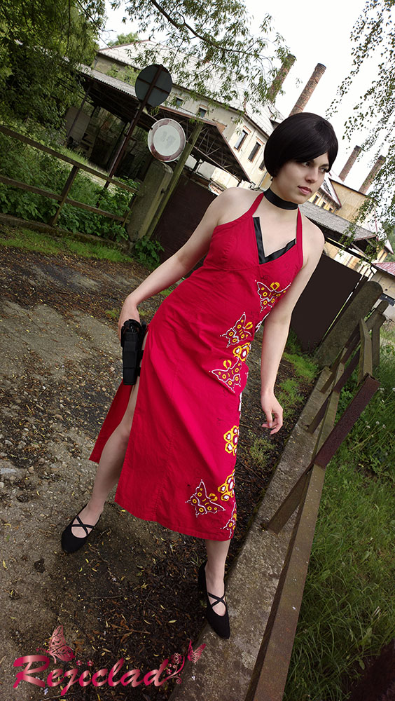 Ada Wong Resident Evil 6 cosplay III by Rejiclad on DeviantArt