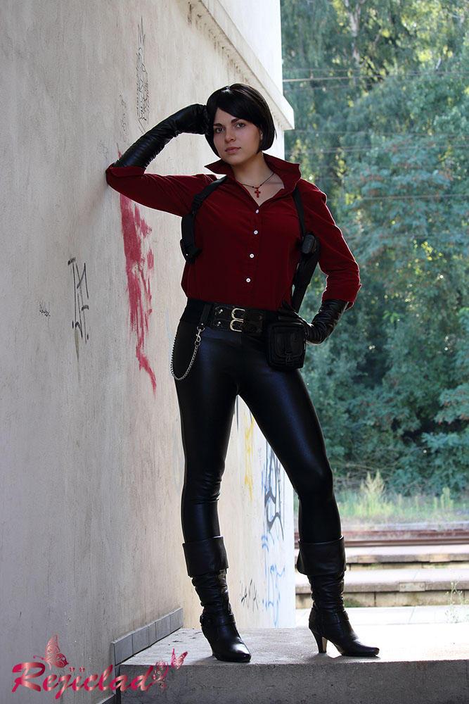 Ada Wong RE4 cosplay I by Rejiclad on DeviantArt
