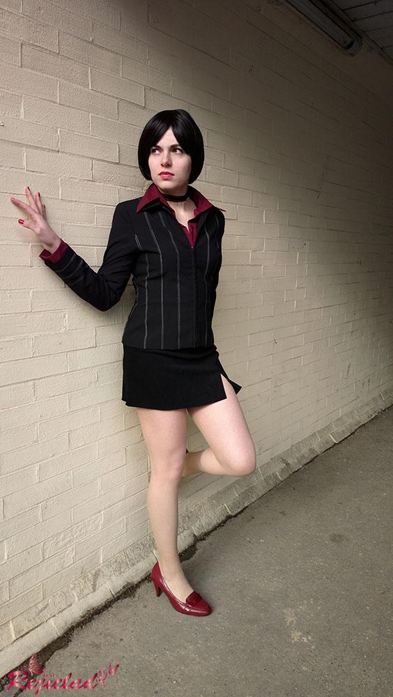 ada wong re damnation cosplay iv by rejiclad on deviantart
