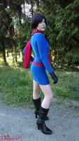 Carla Radames RE6 cosplay V