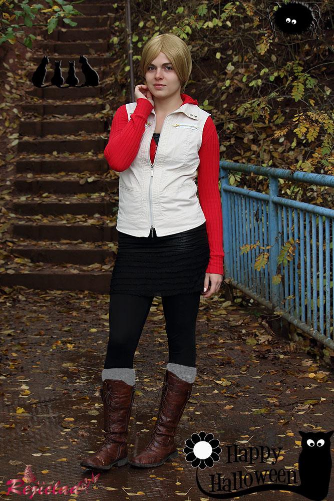 Heather Sharon Sh Revelation Halloween Edit By Rejiclad On