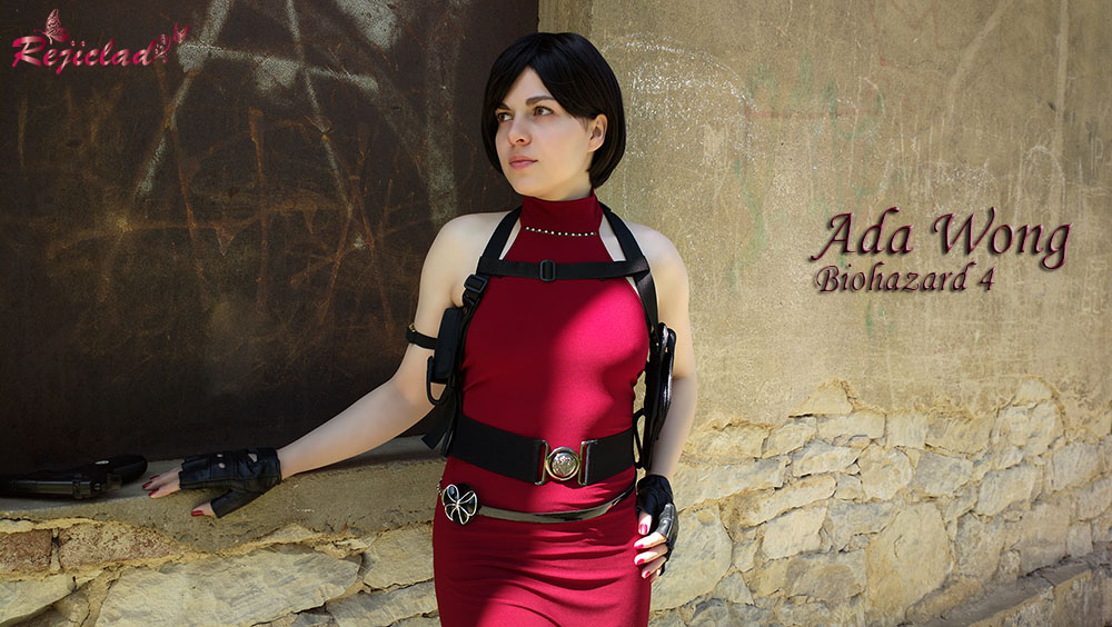 Claire Redfield Revelations 2 sniper cosplay II   Cosplay
