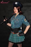 Helena Harper RE6 Mercenaries cosplay I by Rejiclad