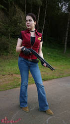 Claire Redfield RE:DC cosplay IX by Rejiclad