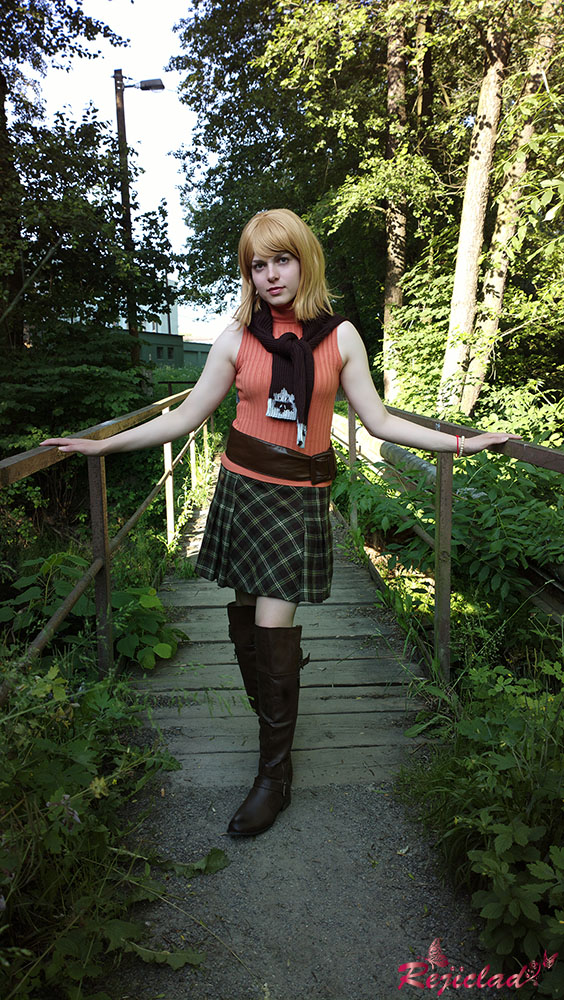 Ashley Graham RE4 cosplay VIII by Rejiclad on DeviantArt