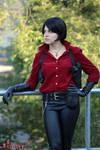 Ada Wong Resident Evil 6 cosplay XI
